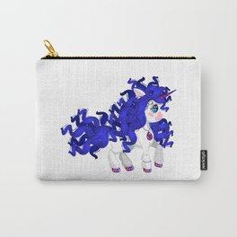 Unicorn pony Fashionista Carry-All Pouch