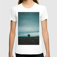 iceland T-shirts featuring Iceland View by MarsStation