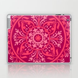 Pink Madala Laptop & iPad Skin