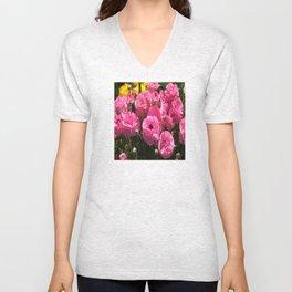 Bloomin Lovely Unisex V-Neck