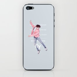 Yugyeom GOT7 Fly / Departure iPhone Skin