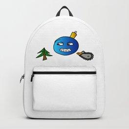 Evil Christmas series Christmas tree toy Backpack