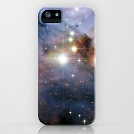 Colossal stars iPhone Case