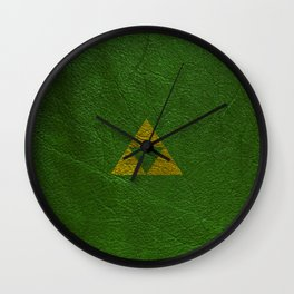 Triforce Wall Clock