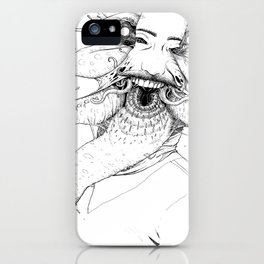 Feelin' Fine iPhone Case