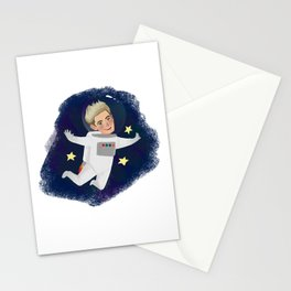 Space Niall Stationery Cards