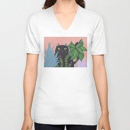 Jungle Cat Unisex V-Neck