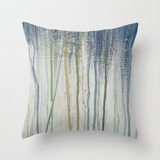 Abstract #3 Throw Pillow