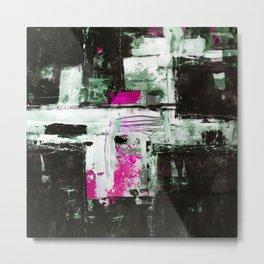 Transcendental Composition No.1l by Kathy Morton Stanion Metal Print
