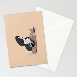 The Sneaker (Colour) Stationery Cards