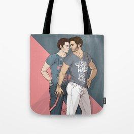 pose 1 Tote Bag