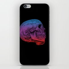 Rainbow Skull Joy iPhone & iPod Skin
