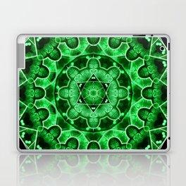 Gem Star Mandala Laptop & iPad Skin