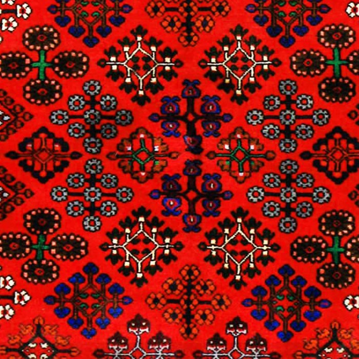 -A30- Red Epic Traditional Moroccan Carpet Design. Leggings
