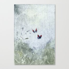 A Spell For Creation Canvas Print