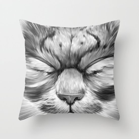 Kwietosh (9) Throw Pillow