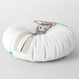 Bottoms Up Floor Pillow