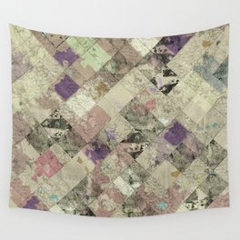 Abstract Geometric Background #25 Wall Tapestry