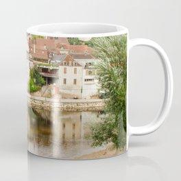 On the Banks of the Vézère River Coffee Mug