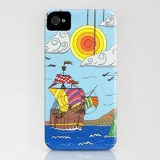 OLD BOY PIRATE Slim Case iPhone (4, 4s)