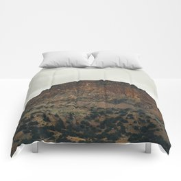 Cabazon Peak IV Comforters