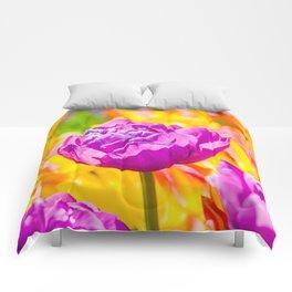 Tulips Enchanting 08 Comforters