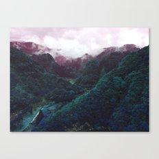 Hometown Valley ~Keikoku~ Canvas Print