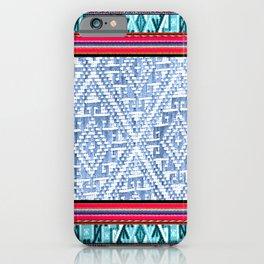 Peruvian Fabric iPhone Case