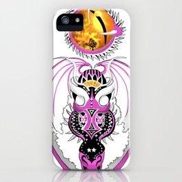 Cosmic Bubblegum Dragon iPhone Case