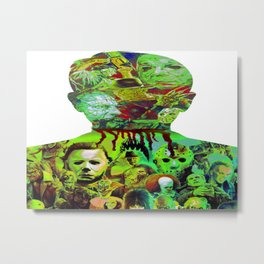 Have Alittle Horror In You? Metal Print