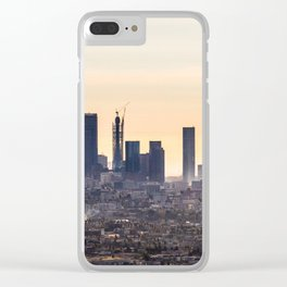 DTLA 001 Clear iPhone Case
