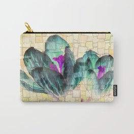 Saffron Carry-All Pouch