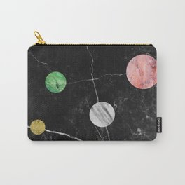 Marble Universe Carry-All Pouch
