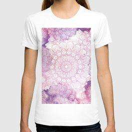 Mandala Watercolor T-shirt