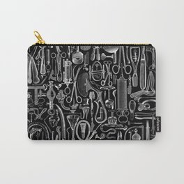 Medical Condition BLACK Carry-All Pouch