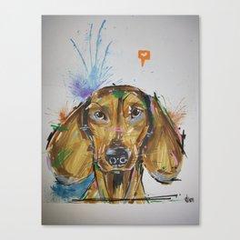 tico Canvas Print