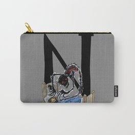 N is for Nightmare Carry-All Pouch