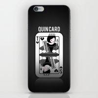tegan and sara iPhone & iPod Skins featuring Tegan and Sara Quincard by Defi Allih