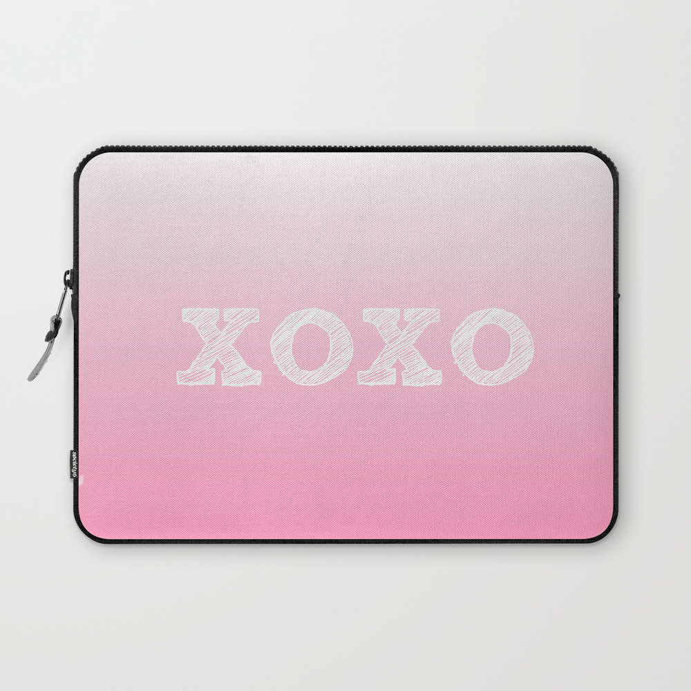 Valentine's Special Xoxo Laptop Sleeve LSV945487