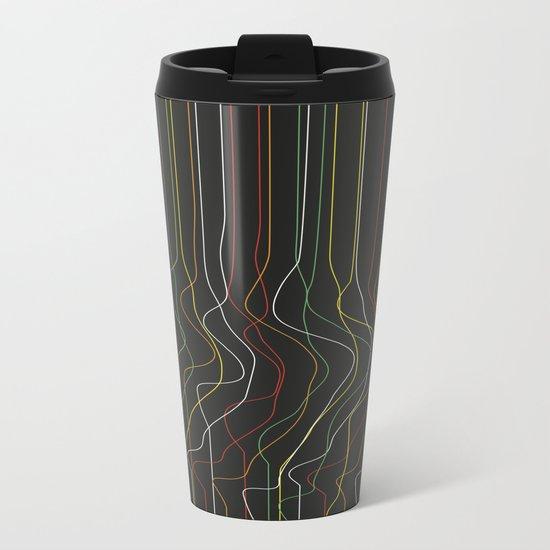 DON`T MOVE X Metal Travel Mug