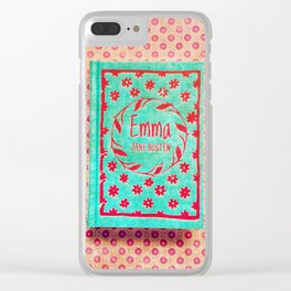 Jane Austen's Emma Clear iPhone Case