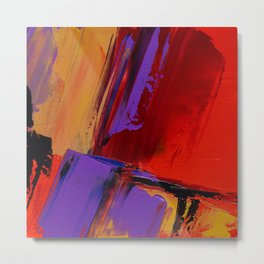 Up and Down - by Elise Palmigiani Metal Print