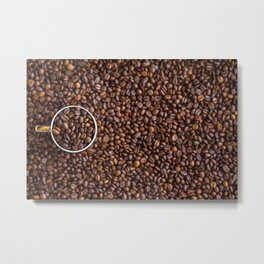 Have a Cuppa Coffee Metal Print