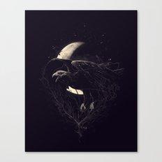 NightFlight Canvas Print