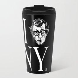 I (Woody) NY Travel Mug