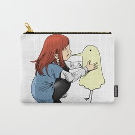 Goodnight / Oyasumi Punpun - Aiko's Kiss Carry-All Pouch