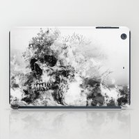 silent hill iPad Cases featuring Silent Hill by RIZA PEKER