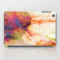 contact iPad Cases featuring Contact by Ganech joe