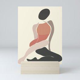 Woman Form II Mini Art Print
