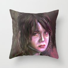 Ellen Page  Throw Pillow